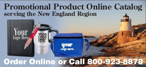 Promotional Products New England Region